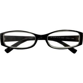 8c9c823d82 Fashion Zone Unisex Γυαλιά Πρεσβυωπίας Διαβάσματος με Λεπτό Διάφανο Μαύρο  σκελετό και βαθμό +2.50