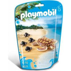 4cab2a1d9aa Playmobil Θαλάσσια Χελώνα με Χελωνάκια 9071