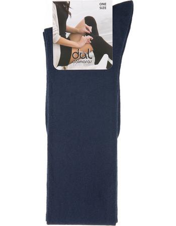 Κάλτσα γυναικών Dal πάνω από το γόνατο (καλτσομπότα) (2010) Μπλέ  5207240003340 cdd4f3cf73f