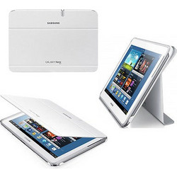 "Samsung Book Cover White (Galaxy Note 10.1"")"