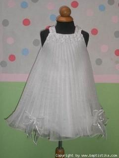 Βαπτιστικά Ρούχα Φόρεμα (Σελίδα 3)  f275a5e32c5