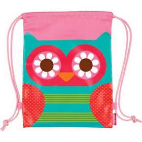 2e56031c09 Stephen Joseph drawstring bag owl τσάντα πλάτης πουγκί