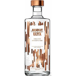 VODKA ABSOLUT ELYX 700ML