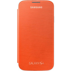 Samsung Flip Cover Orange (Galaxy S4)
