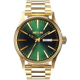 Nixon The Sentry SS Green Sunray A3561919