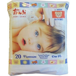 Trudi Baby Care Medium 4-9kg 20τμχ  588d4b55d31