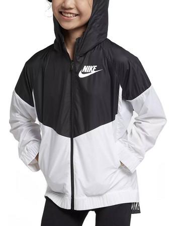Nike Sportswear Windrunner Girls  Jacket AA1343-013 ea10e856503