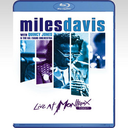 MILES DAVIS: LIVE AT MONTREUX 1991 (BLU-RAY) - IMPORTED / ΕΙΣΑΓΩΓΗΣ