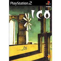 PS2 Game - ICO Used Game Disk Only