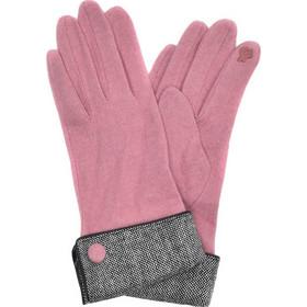 γαντια γυναικεια roz - Γυναικεία Γάντια  2bbcd0eed3d