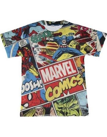 Marvel Loly 2200001985 Μπλούζα κοτνομάνικη Τύπος Loly 588bc0ed9c5
