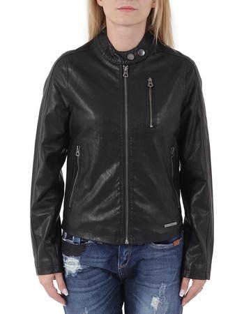 biker jacket - Γυναικεία Μπουφάν  8db88a2ad9a