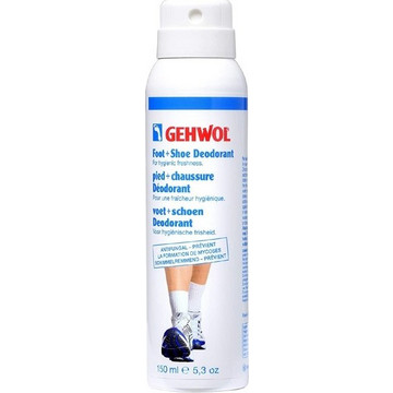 Gehwol Foot & Shoe Deodorant Spray 150ml
