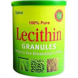 Optima Lecithin Granules 250gr