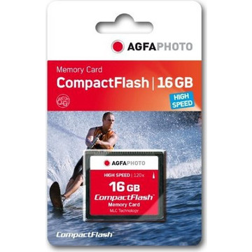 Agfaphoto 16GB Compact Flash 300X MLC