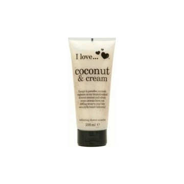 I Love Cosmetics Smoothie Exfoliante Coconut & Cream 200ml