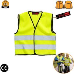 Γιλέκο Παιδικό Ασφαλείας Φωσφοριζέ Κίτρινο Blackrock με Κούμπωμα Velcro  Χριτς - Χρατς 5e5dc9b45e7