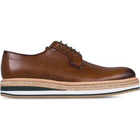 Oxford and Brogues ανδρικά Calce Ταμπά 41483 d0b7e3a3368