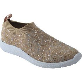 Elenross GS05315W Sneakers-κάλτσα - Μπεζ dc521a4f93f
