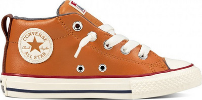 70f16cae035e Converse Chuck Taylor All Star Street Leather Shearling Mid 658104C ...