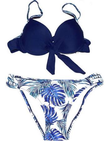 γυναικεια μπικινι μπλε - Bikini Set Sandra Fellini  2f722b1576f