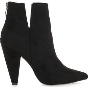 b8a96bb3d1c Exe Shoes Γυναικεία Παπούτσια Μποτάκια 471-BRUNA-741 Μαύρo Καστόρι  H37004716004 exe shoes 471