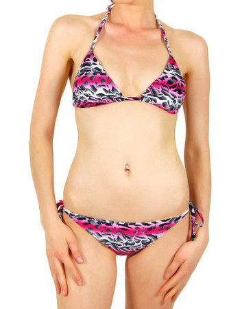 BIKINI SET CLUB NEUF TIGER ΡΟΖ (40B) CNM012020005 4604f6df5cf