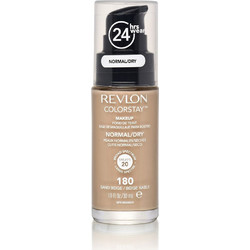 Revlon 24hrs Colorstay Makeup For Combination Oily Skin No.180 Sand Beige 30ml