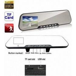 Καθρέφτης αυτοκινήτου με HD DVR κάμερα καταγραφικό 4.3 6cc95e01cd2