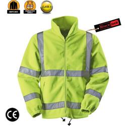 fc3e4a316e6 Ζακέτα Φλις Ασφαλείας - Εργασίας Φωσφοριζέ Κίτρινο Blackrock