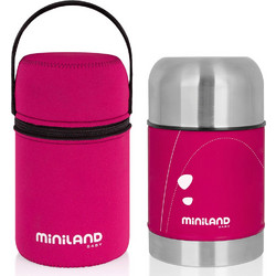 Miniland Thermo Food Purple 600ml