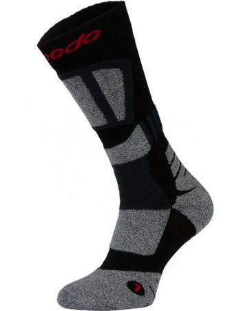 Comodo Trekking Socks STT - Black   Grey f999bfdbb95