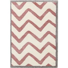 f7d5a8a8fce Παιδικό Χαλί Royal Carpet Dream 20 Pink Grey 160x230