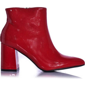 κοκκινα μποτακια - Γυναικεία Μποτάκια με Τακούνι Tsoukalas Shoes ... d7bff5aa3f2