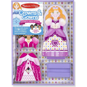 Σετ μαγνητικά ρούχα Princess Melissa   Doug 9312 a54af1289ce