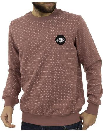 Ανδρικό Μπλούζα Φούτερ PONTE ROSSO DOTS 18-1046 Πουά Ροζ 95a91137384