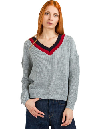 e9ad0e50a8b2 Double Agent USA Hoodie Knit with Red and Blue Lines (87885-815)