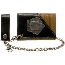 bab8ad26d9 Suicide Squad Taskforce X Trifold Chain Wallet