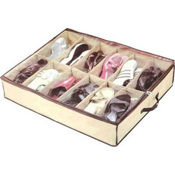 3fa9a75a9f Σετ Θήκες Οργάνωσης 12 Ζευγαριών Παπουτσιών 2 τμχ shoe bed