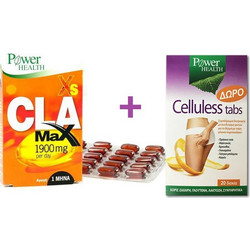 Power Health Xs CLA Max 1900mg 60s + L-Carnitine Pure 15s