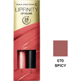 Max Factor Lipfinity 070 Spicy