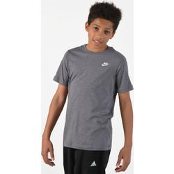 b1ecfb1274 Nike Boys Streetwear EMB Futura T-shirt - Παιδικό Μπλουζάκι AR5254-056