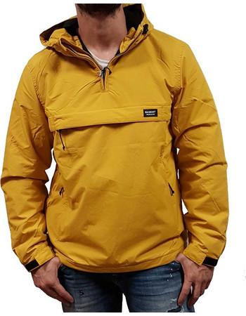 07573479a36 Basehit Hooded Pullover Jacket 182.BM10.02-Ochre   BestPrice.gr