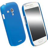 Krusell ColorCover Blue (Galaxy S III Mini)